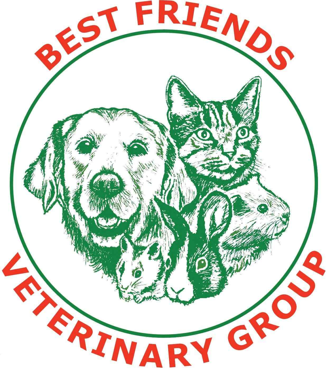 Best Friends Vets Logo